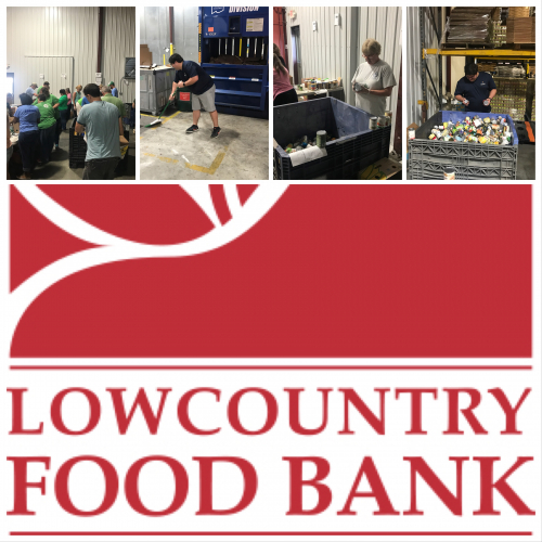 Outreach Project at Lowcountry Food Bank