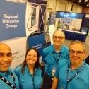 Some of Biomedical Division volunteers. 4151