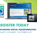 Register For The Quality 4.0 Summit!