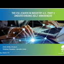 Webinar Title: The EQ Leader In Industry 4 0 - Part 2: Self Awareness<br /> <br /> Presenter: Jamelle Lindo<br /> <br /> ASQ HD&L Webinar Date: March 11, 2020<br /> <br /> Rapid, disruptive change is today's normal. It comes in waves and sometimes tsunamis. For years, the focus has been on speed and agility. But increasing workloads, technology and organizational changes are disruptive. They require resilient leaders, emotionally intelligent people able to absorb complex change and help others move forward to achieve success.<br /> In The EQ Leader In Industry 4.0 Part 1, Jamelle explained what emotional intelligence is and why it's a critical skill for leaders during this time. In this webinar, part 2, Jamelle explains why self-awareness is essential to developing your emotional intelligence. He also helps you to understand how self-awareness techniques can be applied to various leadership scenarios in order to create desired outcomes. Ultimately, becoming a self-aware Leader will help you harness the power of emotion, increasing your level of impact and influence on those around you and show up confidently in these times of change.<br /> <br /> Takeaways: <br /> 1. An understanding of what self-awareness is<br /> 2. An ability to explain how self-awareness is connected to effective leadership<br /> 3. 2-3 practical strategies to enhance your self-awareness