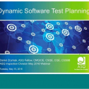 This webinar session will demonstrate successful outcomes through: identification and reduction of wastes and countermeasures; determination of value streams, owners, and assignments; compression of software test project schedules; adaptation and responses to unexpected changes in requirements, designs, conditions, and expectations; and more.<br /> <br />