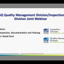 This webinar session will inform attendees of the benefits of ISO/IEC 17020:2012 Accreditation within the Inspection Community. We will explore the process for Implementation / Accreditation. We will review the types of documentation that often cause issues for Inspection bodies seeking Accreditation. We will discuss typical training and the benefits for an Inspection-driven organization.<br />