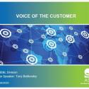 Webinar: Voice of the customer