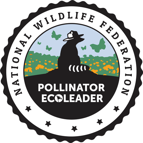 EcoLeader Monarch/Pollinator Badge