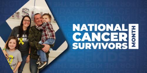 June is National Cancer Survivors Month 423