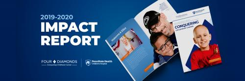 Four Diamonds Releases Annual Impact Report 391