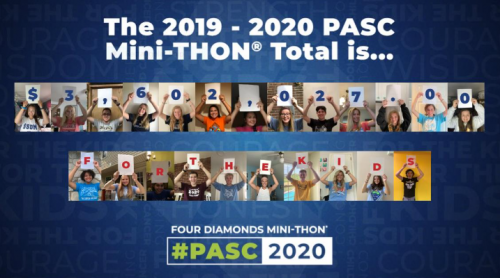 Four Diamonds Participates In The 2020 Virtual PASC State Conference 363