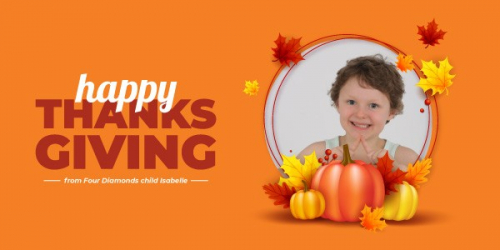 We Give Thanks For You! 376