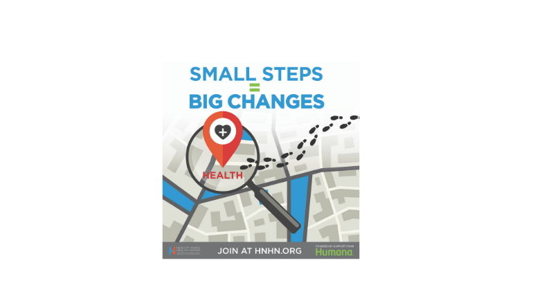 Small Steps = Big Changes powered by support from Humana 54