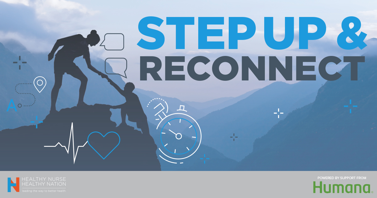 Step Up & Reconnect, powered by Humana 67