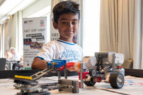 IET launches new 'Inspiring the Next generation of Engineers' report 6664