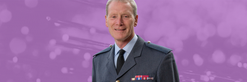 Eat, Sleep, Engineer, Repeat: Join Air Marshal Sir Julian Young For This Year's President's Address 7326