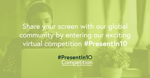 Introducing The Latest IET Competiton...#PresentIn10 7190