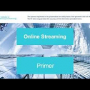 Russell Trafford-Jones, member of the IET Media Exec, Editor of https://TheBroadcastKnowledge.com and Manager Support & Services Techex, brings you this Online Streaming Primer.
