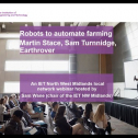 A webinar given by Martin Stace and Sam Turnnidge on 29 April 2021