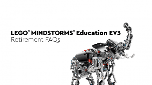 MINDSTORMS Education EV3 Retirement FAQs 95