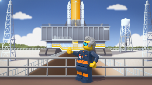 We're Moving Things Forward with the #BuildtoLaunch Path to the Pad Mission 166