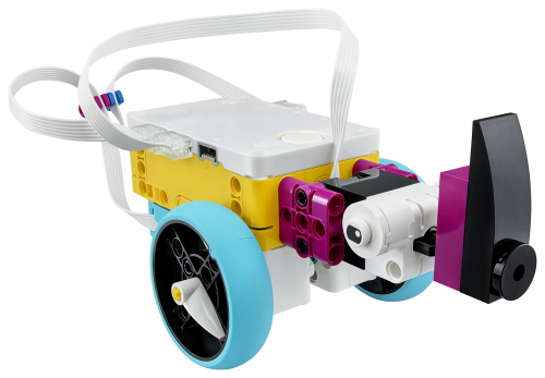Simple Python Beginner Tutorials For LEGO® Education SPIKE™ Prime 119