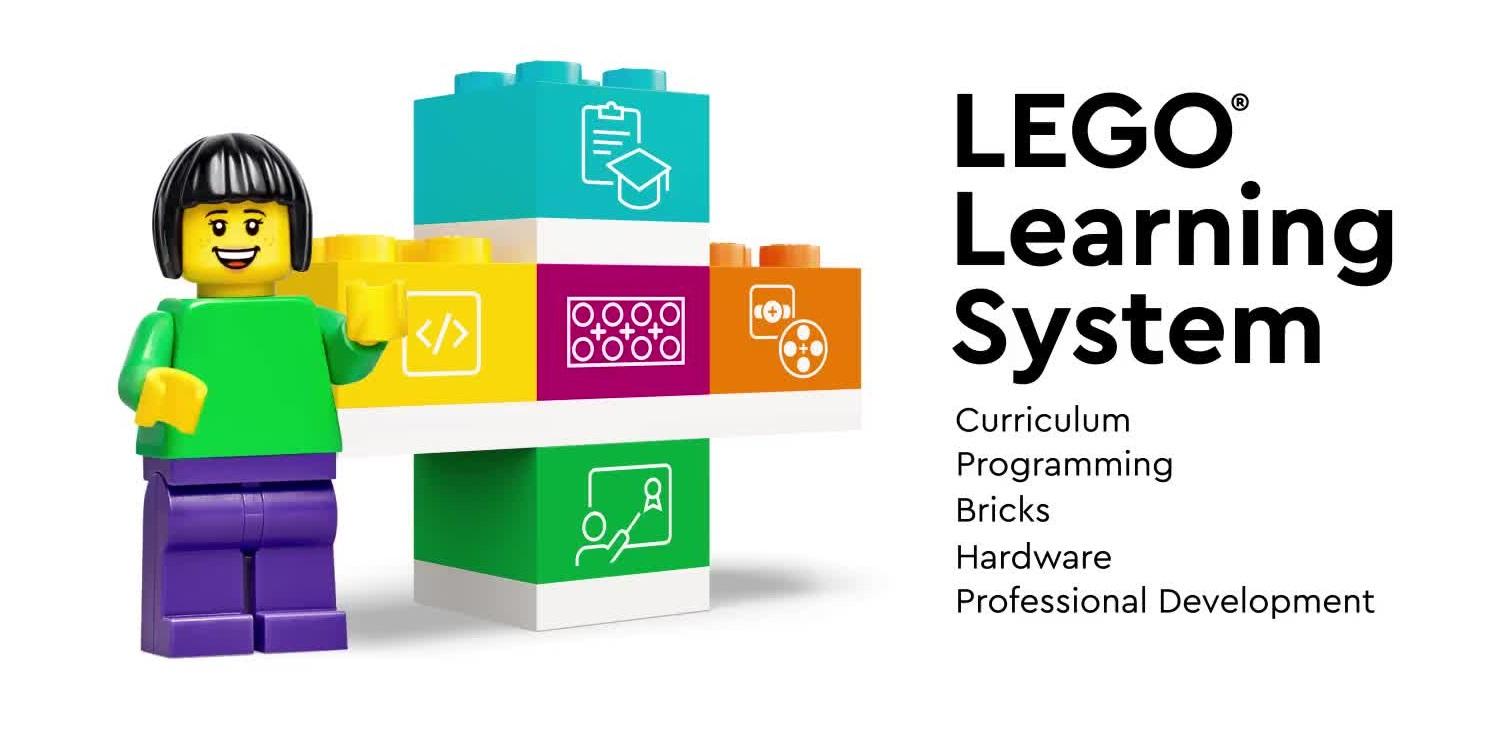 A Message From Esben Staerk, President Of LEGO® Education 151