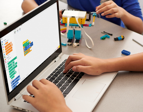 Engage Every Student In Playful STEAM Learning With The SPIKE™ App. 156