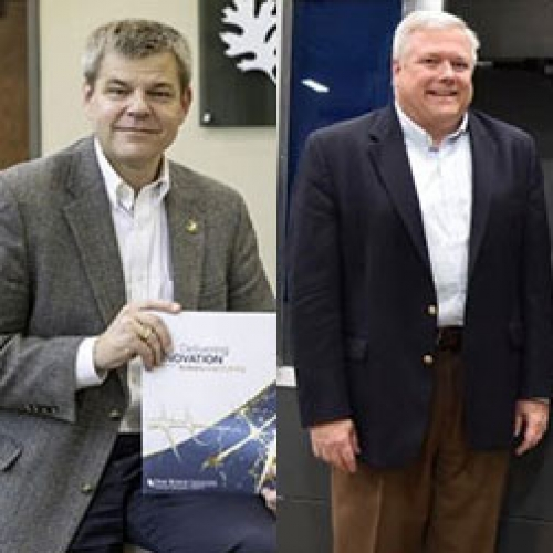 Two Leaders In U.S. Manufacturing Innovation Join ORNL 141